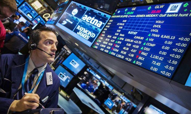 Паника на мировых рынках