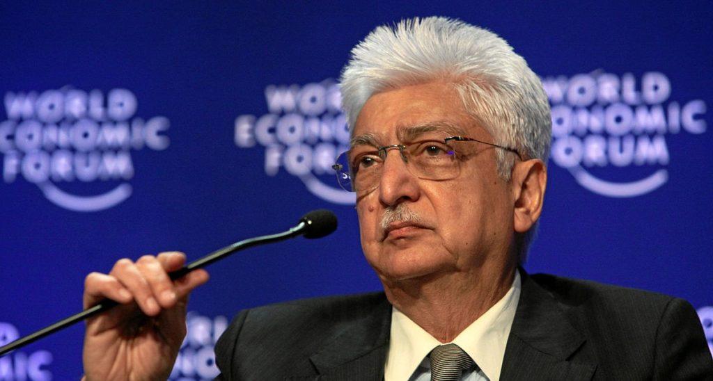 Азим Премджи (Azim Premji) - рейтинг миллиардеров