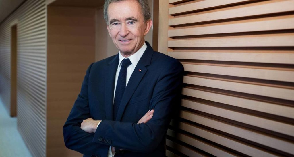 Бернар Арно (Bernard Arnault) - рейтинг миллиардеров