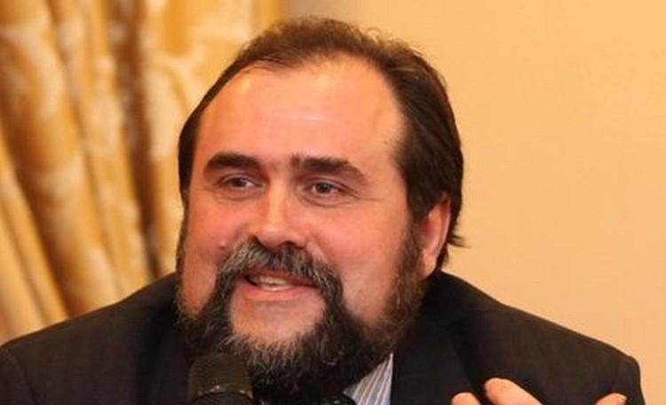 Глава Украинского аналитического центра Александр Охрименко