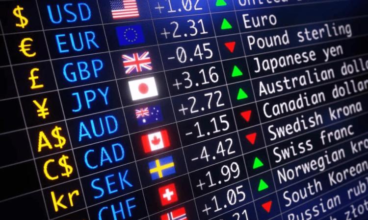 Главные валютные пары на Forex