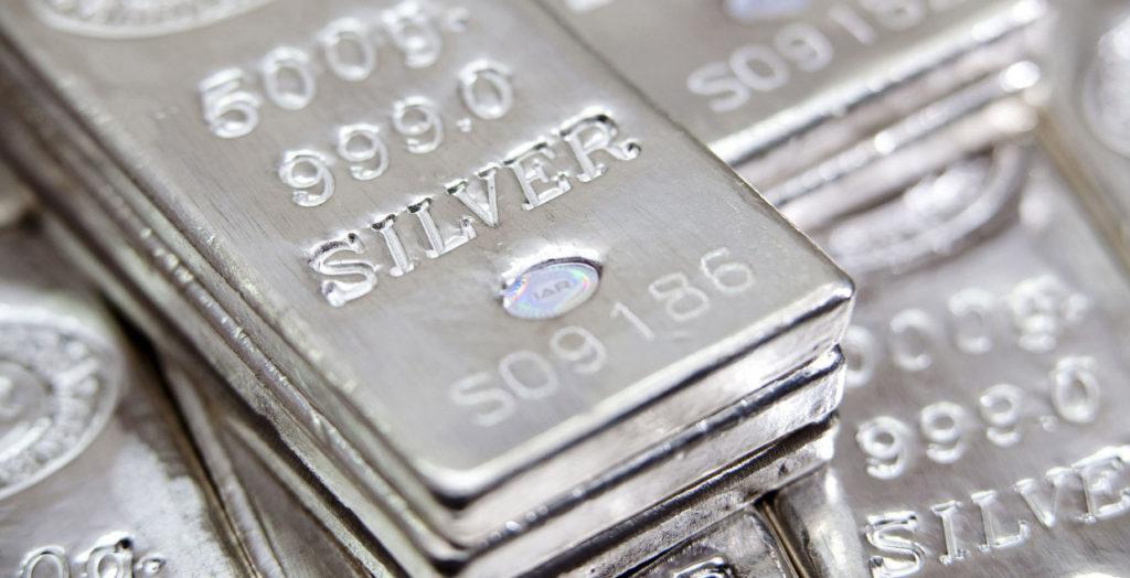Покупка серебра во время коронавируса