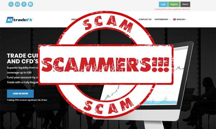 10trade fx scam