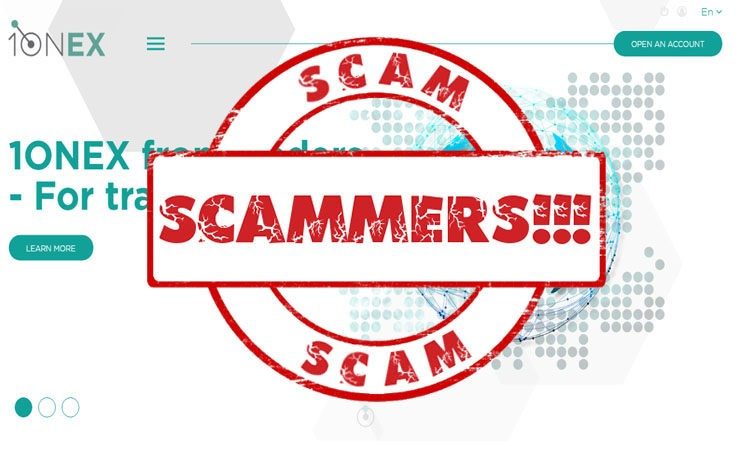 1onex scam
