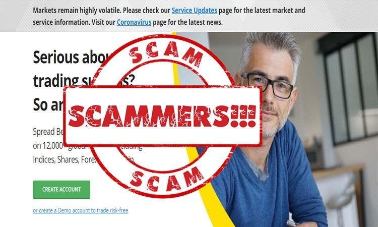 city index scam