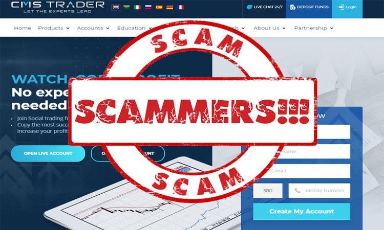 cmstrader scam