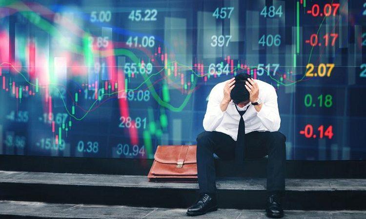 Экономический кризис 2020
