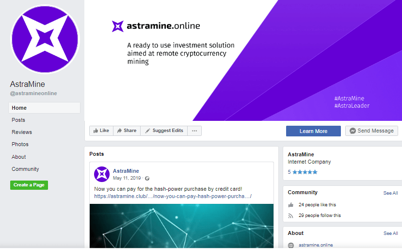AstraMine Reviews - Scam!!!