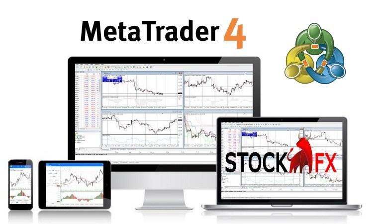 MetaTrader 4 брокера StockFx