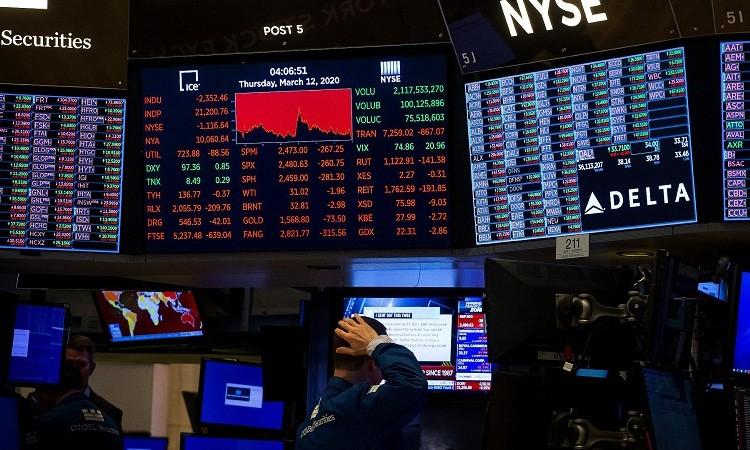 Рецессия в экономике 2020