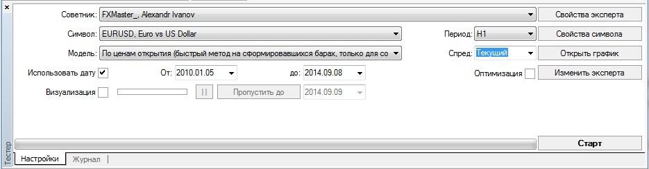 Руководство по работе MetaTrader 4