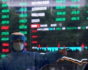 Ущерб мировой экономики от коронавируса