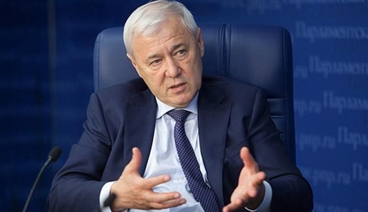 Анатолий Аксаков - глава комитета Госдумы по финансовым рынкам