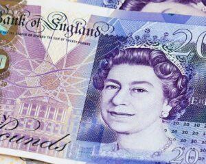 Английская валюта