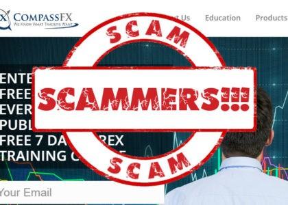 compass fx scam