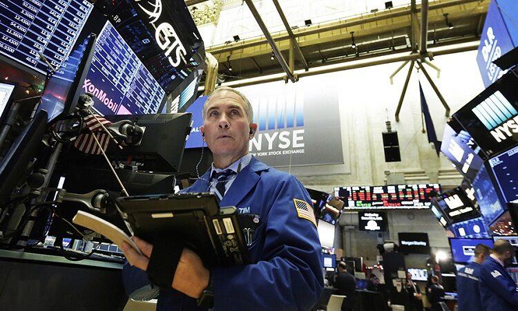 Американский фондовый рынок рухнул
