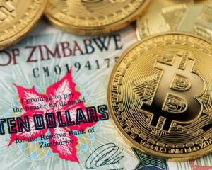 Биткоин в Зимбабве
