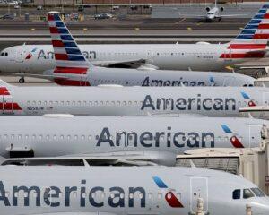 Ценные бумаги американских авиаперевозчиков активно растут