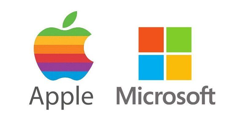 Microsoft и Apple