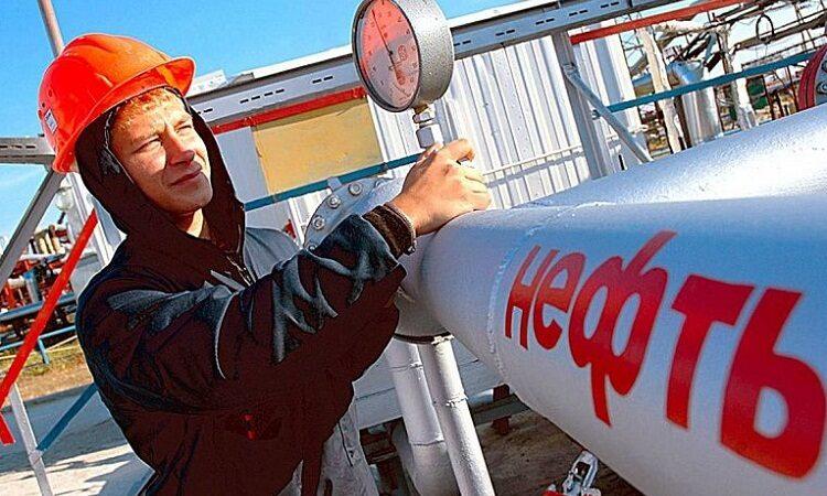 Россия стала меньше продавать нефть в Европу