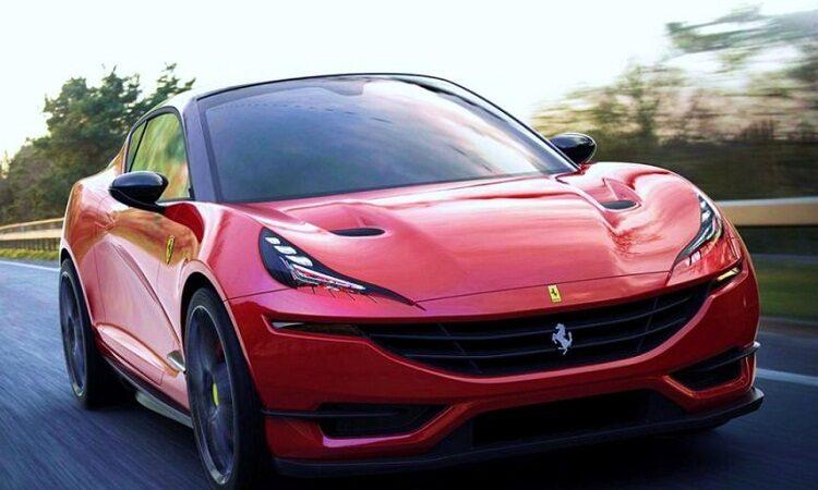 Ferrari кроссовер Purosangue