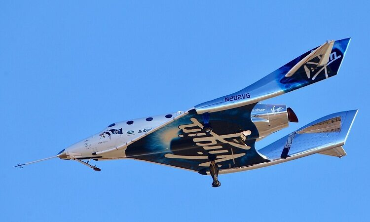 Акции Virgin Galactic