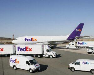 Вышел впечатляющий отчет FedEx