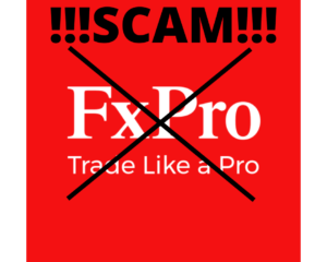 !!! WARRING SCAM FxPro !!!