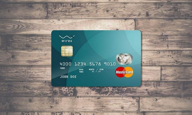 Wirex от Mastercard