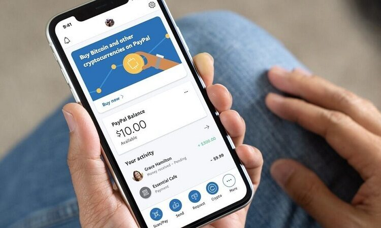 PayPal запустила операции с биткоином для США