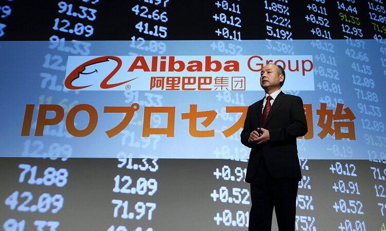 SoftBank потерял $22 млрд стоимости своей доли в Alibaba