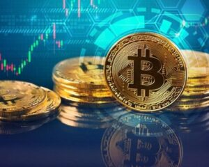 Цена биткоина рухнула ниже $31,000
