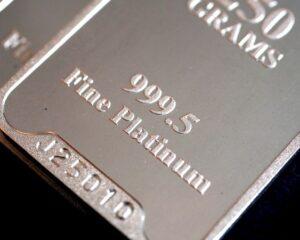 Стоимость платины выросла до шестилетнего максимума