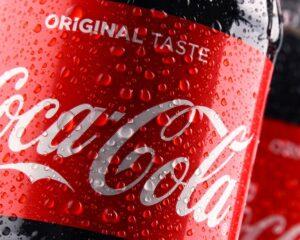 Выручка Coca-Cola