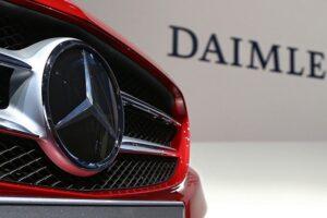 Прибыль Daimler выросла в 7 раз