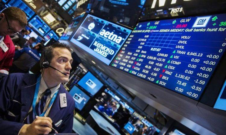 Индексы США выросли из-за прогнозов компаний