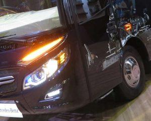 ЗАЗ будет выпускать автобусы под маркой Mercedes-Benz