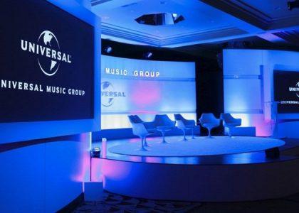 Акции Universal Music Group подскочили на 43%